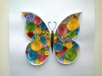 Поделка бабочка своими руками — простая инструкция для начинающих. Увлекательный мастер-класс с фото и описанием