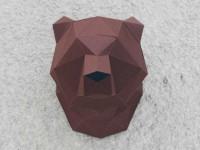 Поделка мишка — 135 фото как и из чего можно сделать поделку в виде медведя