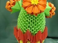 Поделка оригами из бумаги: основы мастерства и примеры красивых поделок (125 фото)