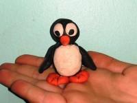 Поделка пингвин: лучшие идеи для детей и взрослых. 115 фото различных моделей птицы