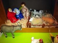 Поделка рождественский вертеп: подробный мастер-класс с фото и видео инструкцией. ТОП-лучших поделок на Рождество смотрите здесь!