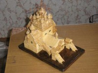 Поделка церковь: как сделать модель сруба церкви или храма своими руками (90 фото)