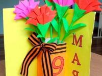 Поделки на 9 мая — самые красивые идеи поделок сделанных своими руками (ТОП-100 фото самоделок на День Победы!)