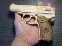 Поделки оружие — пошаговая инструкция по изготовлению муляжей оружия своими руками (105 фото + видео)