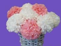 Поделки цветы из бумаги: делаем простые и красивые поделки своими руками (90 фото)