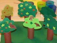 Поделки в подготовительной группе детского сада — простые поделки для вашего ребенка (100 фото лучших идей)