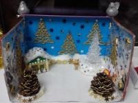 Поделки зимушка-зима — 125 фото достойных композиций для детского сада и школы. Инструкция, как создать простую поделку своими руками