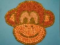 Поделки из крупы — 75 фото самых красивых поделок из крупы для детей и взрослых