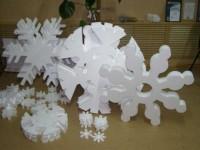 Поделки из пенопласта — как сделать украшения и игрушки? Идеи и варианты изготовления поделок из пенопласта (110 фото)