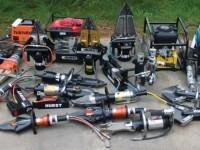 Специальное аварийно-спасательное оборудование