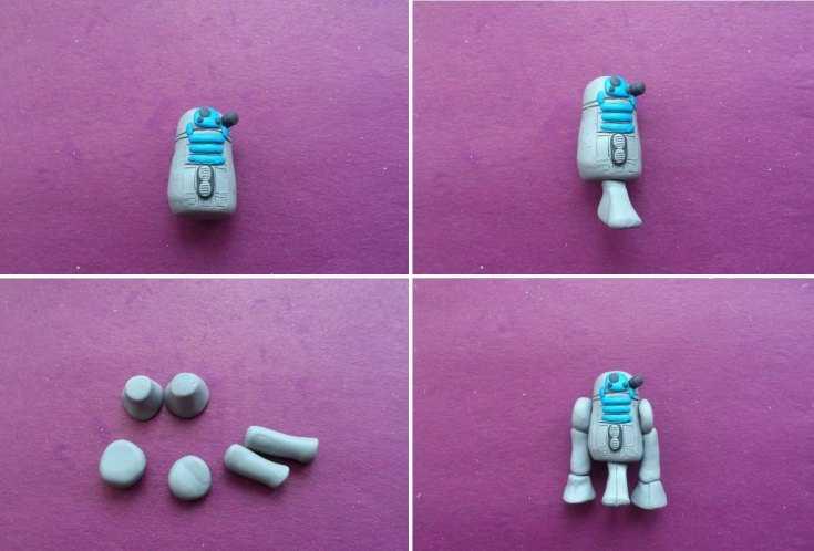 картинки про роботов из пластилина радости украдкой