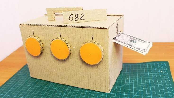 Что можно сделать из коробок своими руками