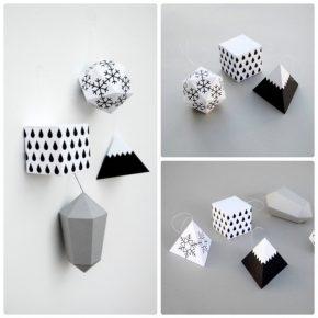 Геометрические поделки — пошаговый мастер-класс, идеи и схемы как сделать объемные поделки (110 фото)