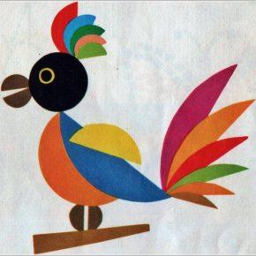 Поделка из фигур — пошаговое описание как делаются поделки из фигур. Советы по изготовлению оригами (125 фото)