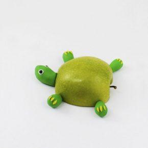 Поделки из фруктов — простые, красивые и оригинальные идеи применения фруктов в качестве поделок (105 фото)